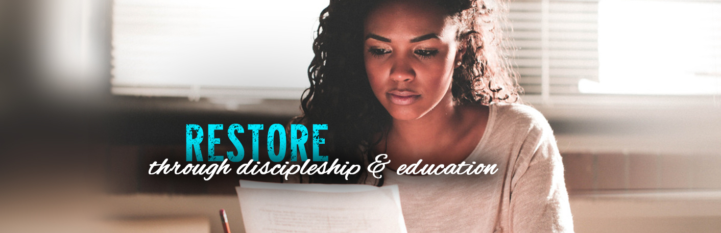 Restore-through-Education