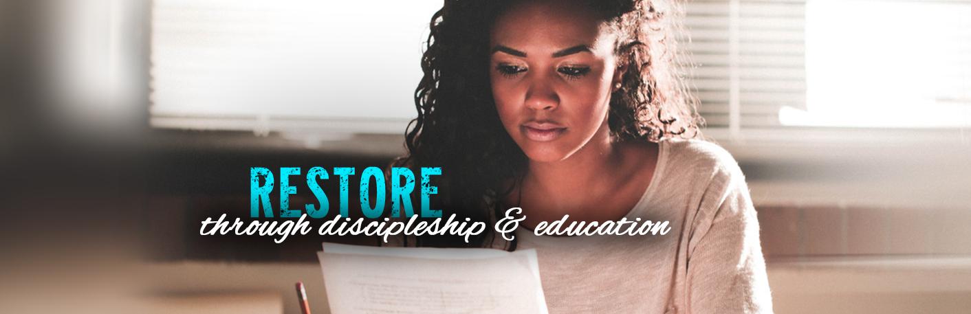 Restore-through-Education